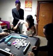 媳妇爱打麻将怎么办?老婆不工作爱打麻将